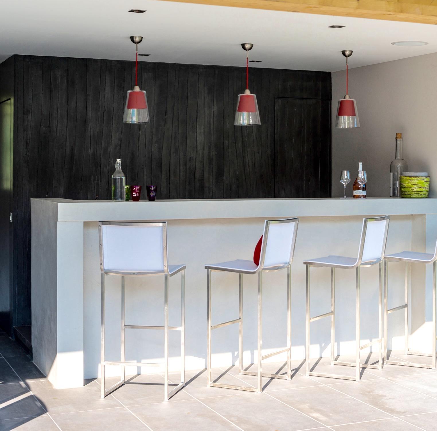 ordinary bar en beton cire 14 atelier design beton cire commerce bar nantes homeezy. Black Bedroom Furniture Sets. Home Design Ideas